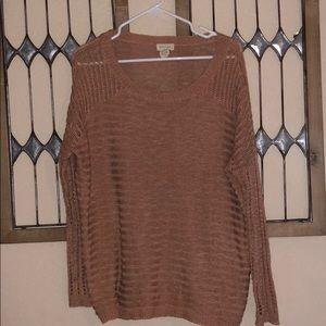 Sweaters - Blush light sweater